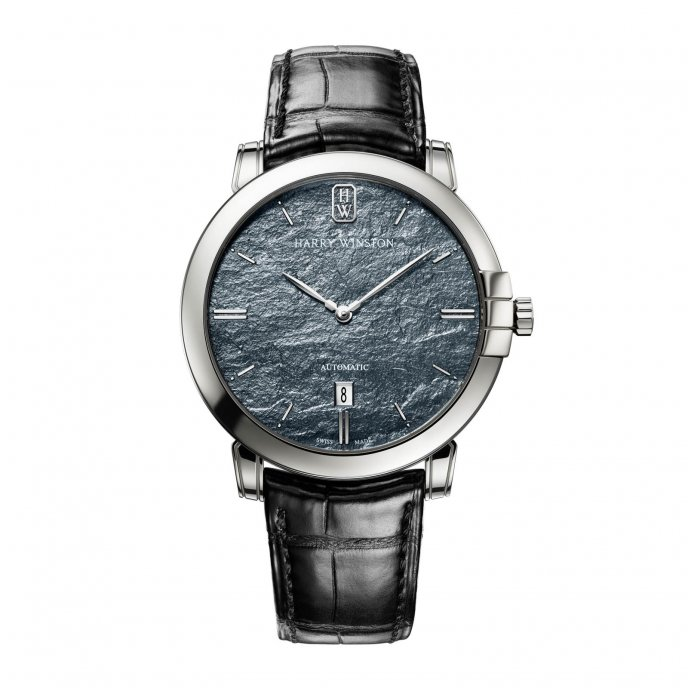 harry winston-midnight collection-harry winston midnight monochrome automatic-midahd42ww003