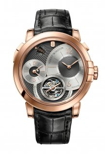 Midnight Tourbillon GMT Limited Edition Geneva