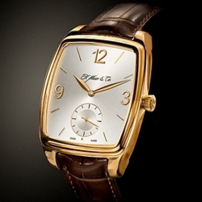 H.Moser & Cie - Henry Double Hairspring