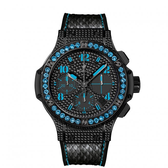 Hublot-Big bang-Black Fluo Blue-341.SV.9090.PR.0901