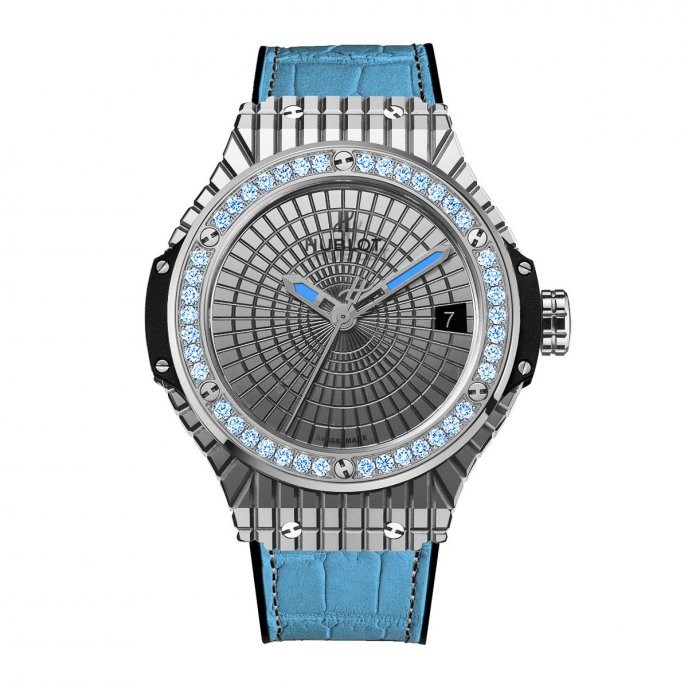 Hublot Big Bang Caviar « Lady 305 » 346.SX.0870.LR.1207.MIA13 - face view