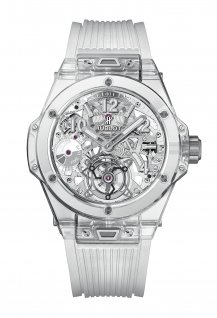 Big Bang Sapphire Tourbillon