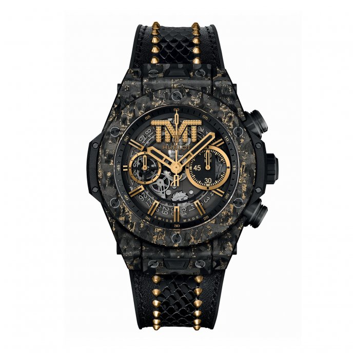 Big Bang Unico TMT Carbon Gold