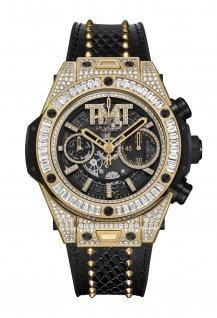 Big Bang Unico TMT Yellow Gold Jewellery