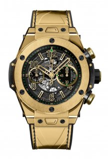 Big Bang Unico Usain Bolt Yellow Gold