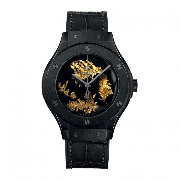 Classic Fusion Gold Crystal - 38mm