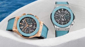 Classic Fusion Chronograph Mykonos     Watches