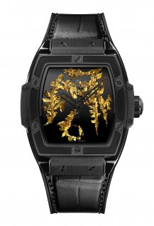 Gold Crystal 42mm