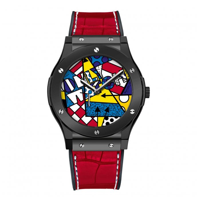 Classic Fusion Only Watch Britto
