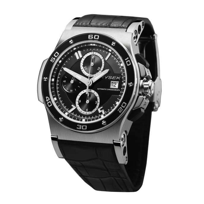 Hysek Abyss 44mm Chronographe watch-face-view