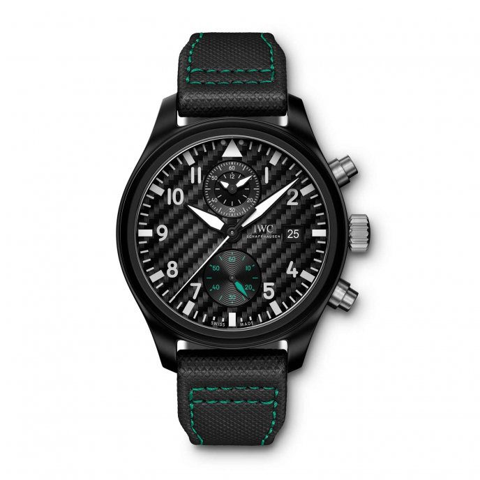 "Pilot's Watch Chronograph Edition ""Mercedes- AMG Petronas Motorsport"