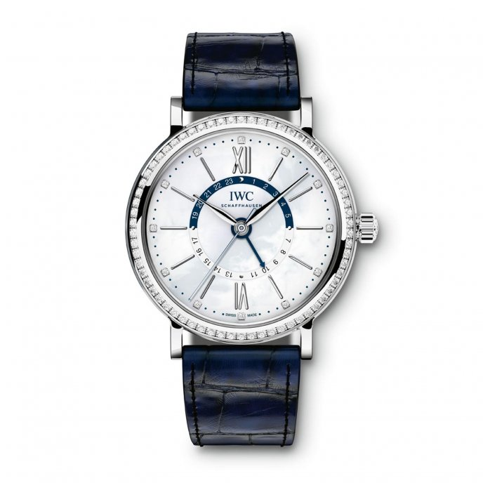 IWC Portofino Midsize Automatic Day & Night IW459101 watch-face-view