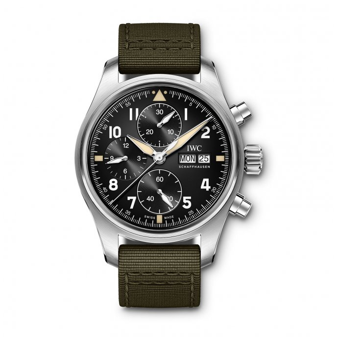 Pilot's Watch Spitfire Chronograph