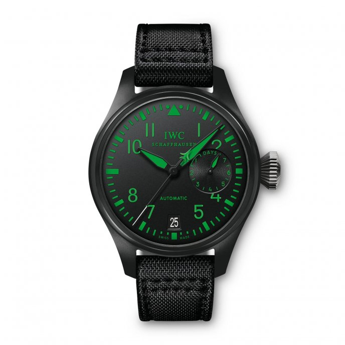 iwc-top gun  boutique edition-big pilots watch-iw501903