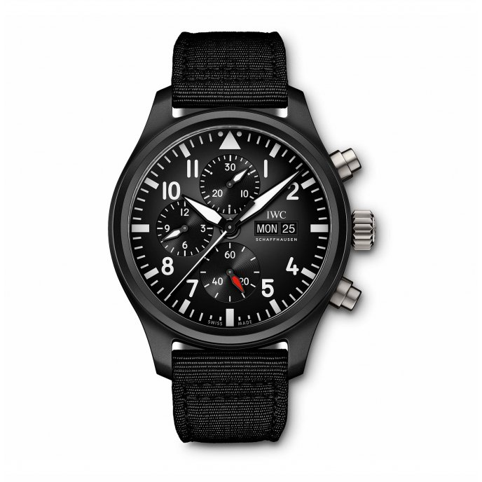 Pilot's watch Top Gun Chronograph
