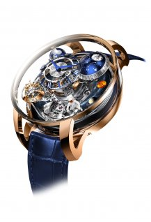 Astronomia Maestro Gravitational Triple Axis Tourbillon Minute Repeater Carillon