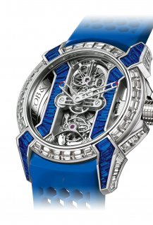 Epic X Tourbillon Baguette