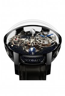 Astronomia Tourbillon Black Gold
