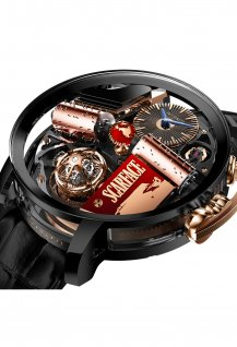 Opera Scarface Musical Watch