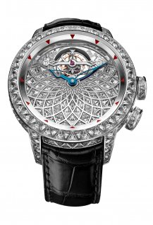 Caligula Tourbillon Baguette