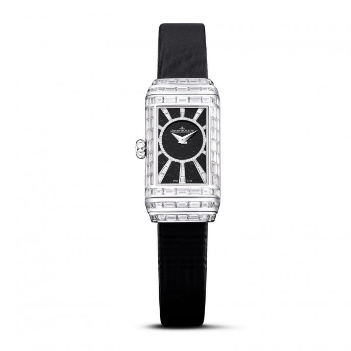 4aab67789f9 Jaeger-LeCoultre - Reverso - Reverso One High Jewelry - WorldTempus