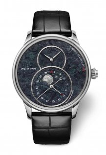 Grande Seconde Moon Swiss Serpentinite