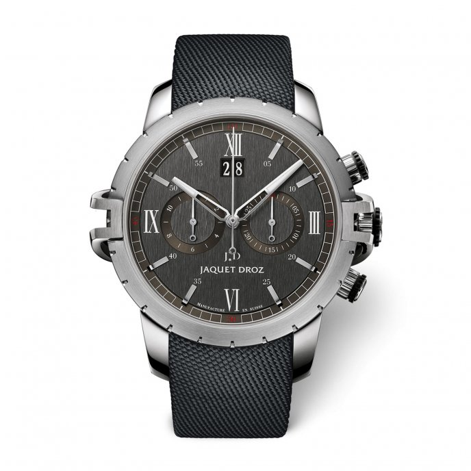 SW Chrono Steel