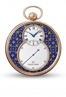 The Pocket Watch Paillonnée