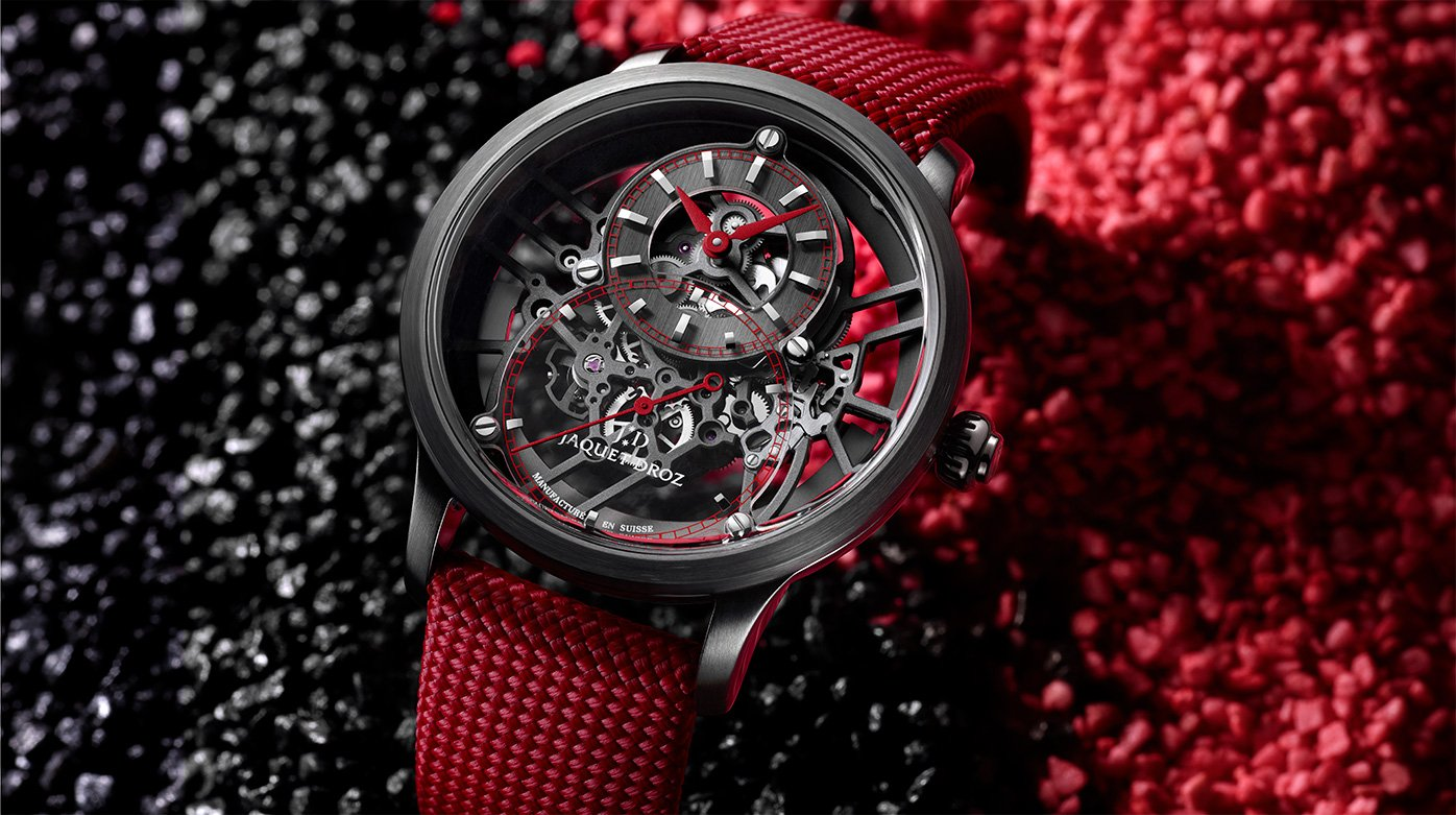Jaquet Droz - Grande Seconde Skelet-One Only Watch