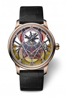 Grande Seconde Skelet-One Tourbillon Only Watch