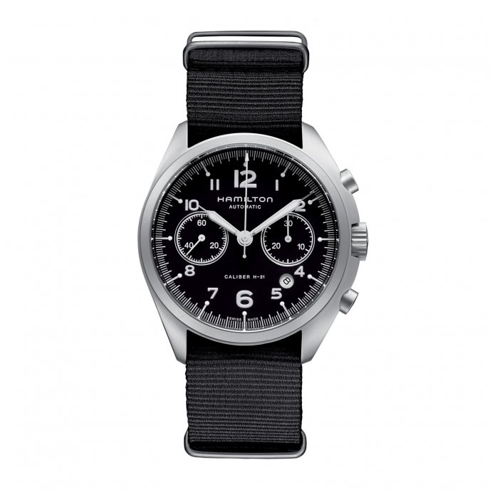 Hamilton - Khaki Aviation - Pilot Pioneer Auto Chrono - H76456435