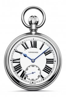 The Longines RailRoad Pocket Watch