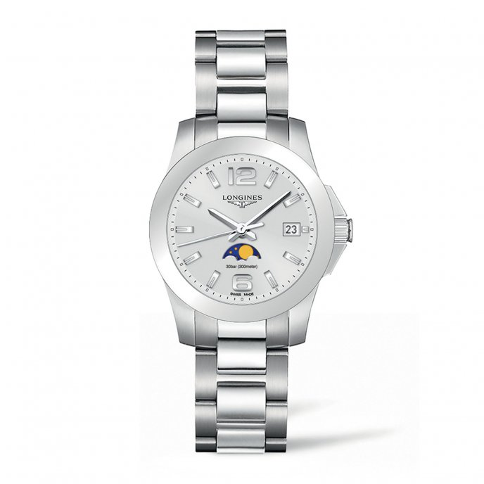 Conquest Moonphase 34 mm