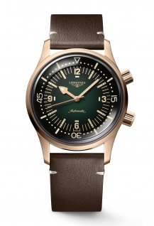 The Longines Lengend Diver Watch