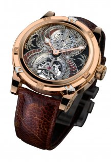 Dragon Tourbillon