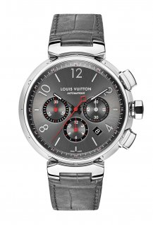 Tambour Essential Grey Chronographe