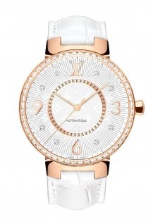 Monogram Pink gold and Diamonds