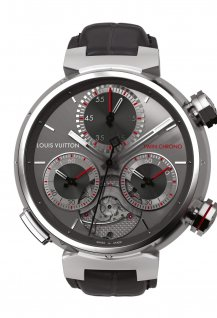 Tambour Twin Chrono Grand Sport