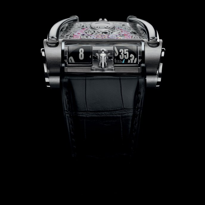 """Horological Machine n°8 """"Only Watch"""""""