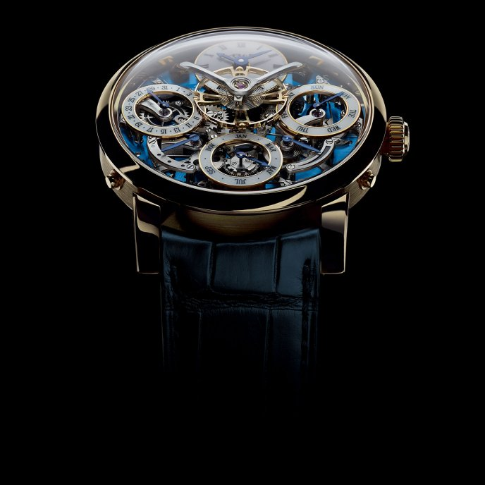 Legacy Machine Perpetual Yellow Gold