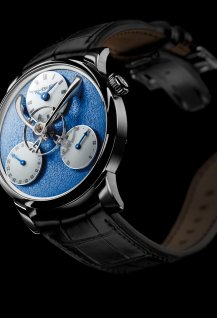 Legacy Machine Split Escapement WG BLUE