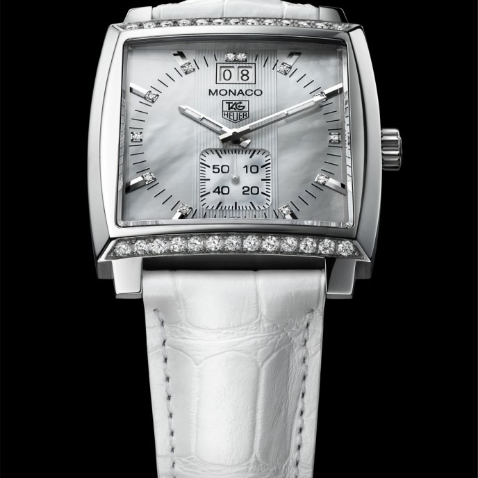 TAG Heuer - Monaco Watch Lady