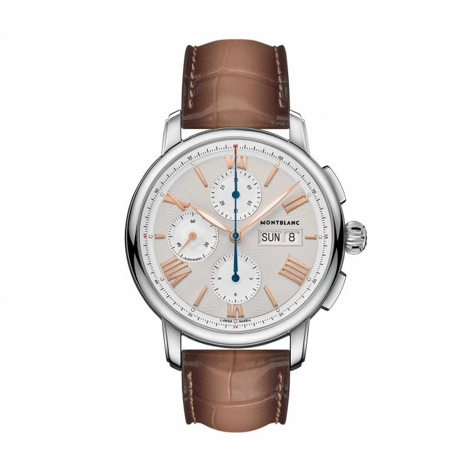 Star Legacy Chronograph Day&Date