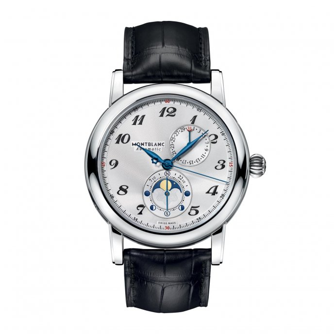 Montblanc Star Twin Moonphase 110642 - watch face view