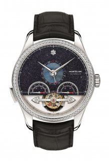 Heritage Chronométrie ExoTourbillon Minute Chronograph Vasco da Gama Diamonds Limited Edition 25
