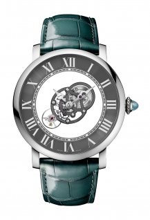 Rotonde de Cartier Astromysterious Watch