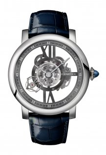 Rotonde de Cartier Mysterious Astrotourbillon Watch