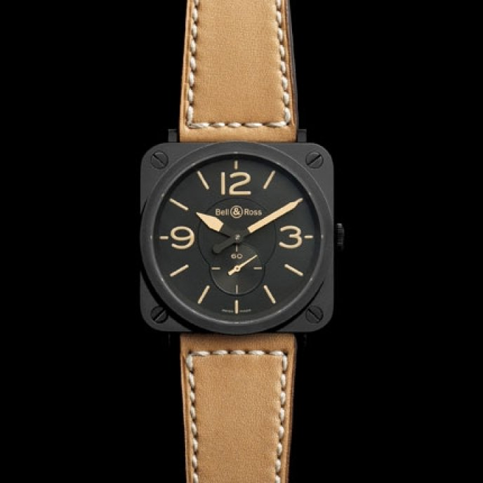 Bell & Ross - BR S Heritage