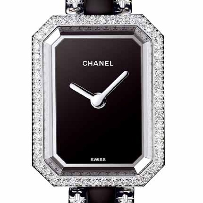Chanel - Or blanc,lunette diamants