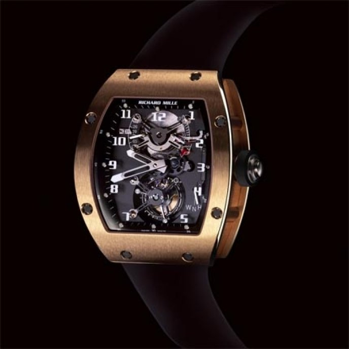 Richard Mille - RM 002 ALL GRAY platine